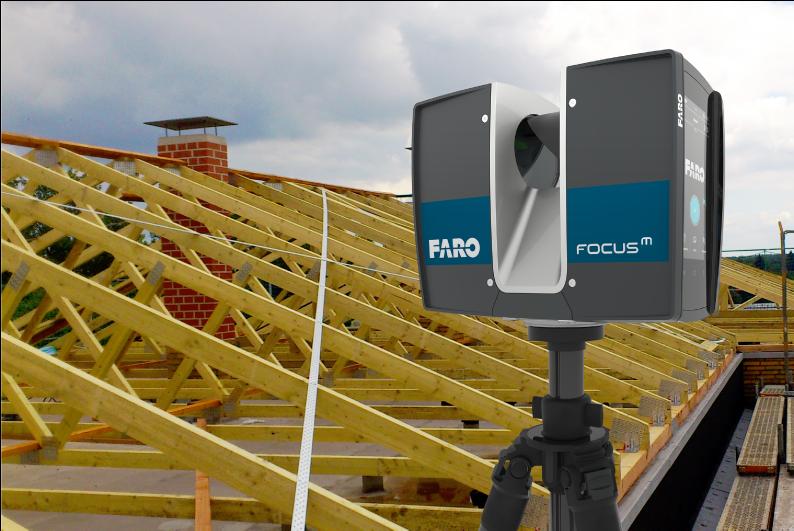 3D сканер FARO Laser Scanner Focus M 70 - picture 0
