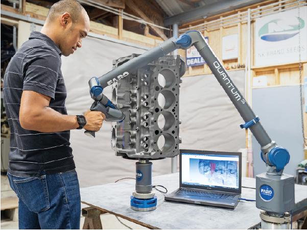 Лазерный 3D-сканер Faro Quantum ScanArm - 3