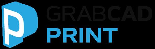 GrabCAD Print Logo