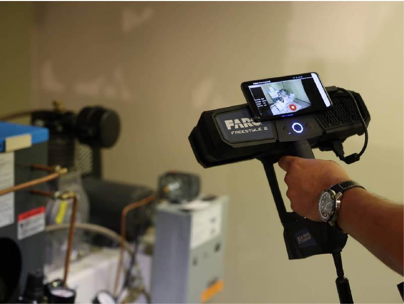3D сканер FARO Freestyle 2 Handeld Scanner - pict.1
