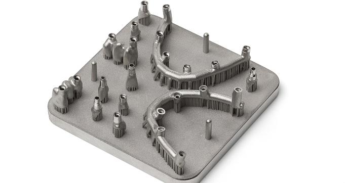 3D принтер по металлу Concept Laser Mlab